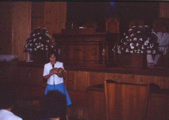 1985 September 1 Shiheung Cindi solo