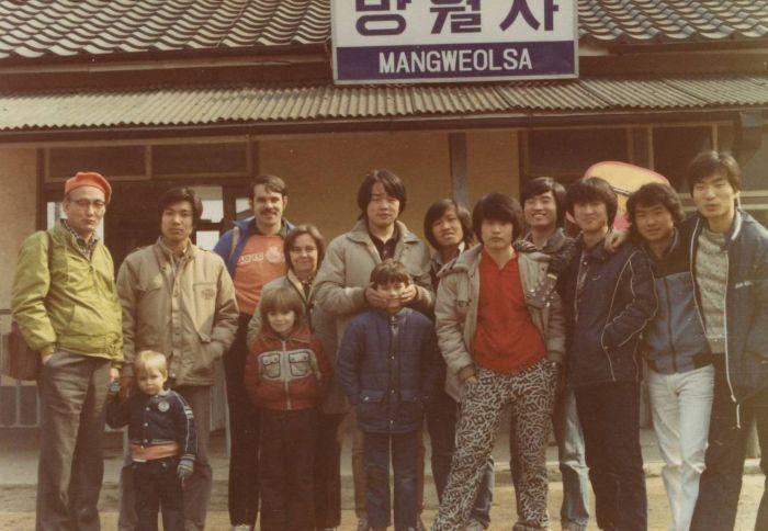 {South Korea} Memories ofChurch