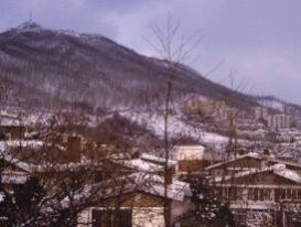 Ahnsan Mountain