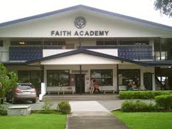 1990 09 FaithAcademyEntrance